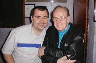 Pete With Les Paul, Iridium Club (New York)