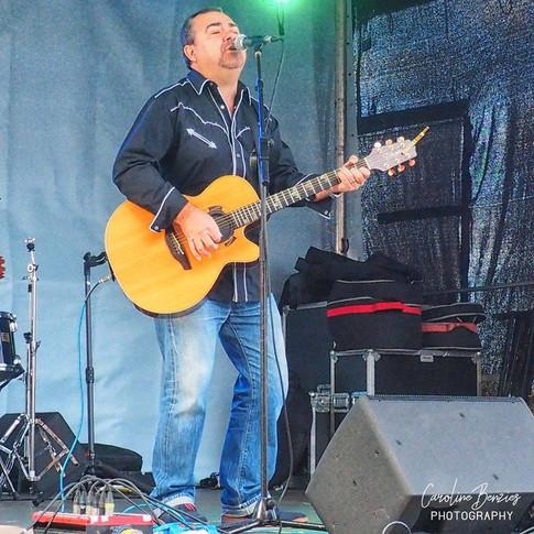 Pete Folk On The Dock (Liverpool)