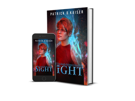 It's life VS. Death & things are heating up!  Sight releases on June 1st 2021!