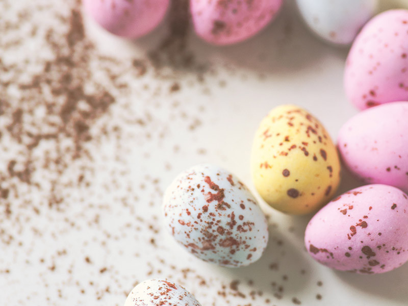 Beat Easter with a nutritional therapist