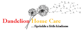 dandelion care home logo