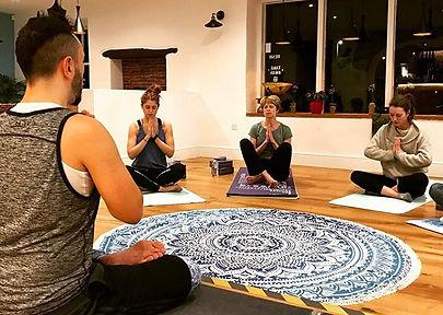 lex gemini yoga classes kendal