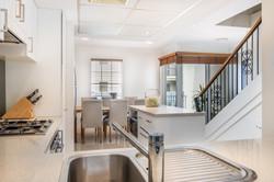 Second Floor (Kitchen Dinning and Veranda Area)
