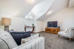 Fourth Floor(Top) - (Media Room or bedroom etc)