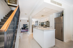 Second Floor (Kitchen towards Living Room Area)