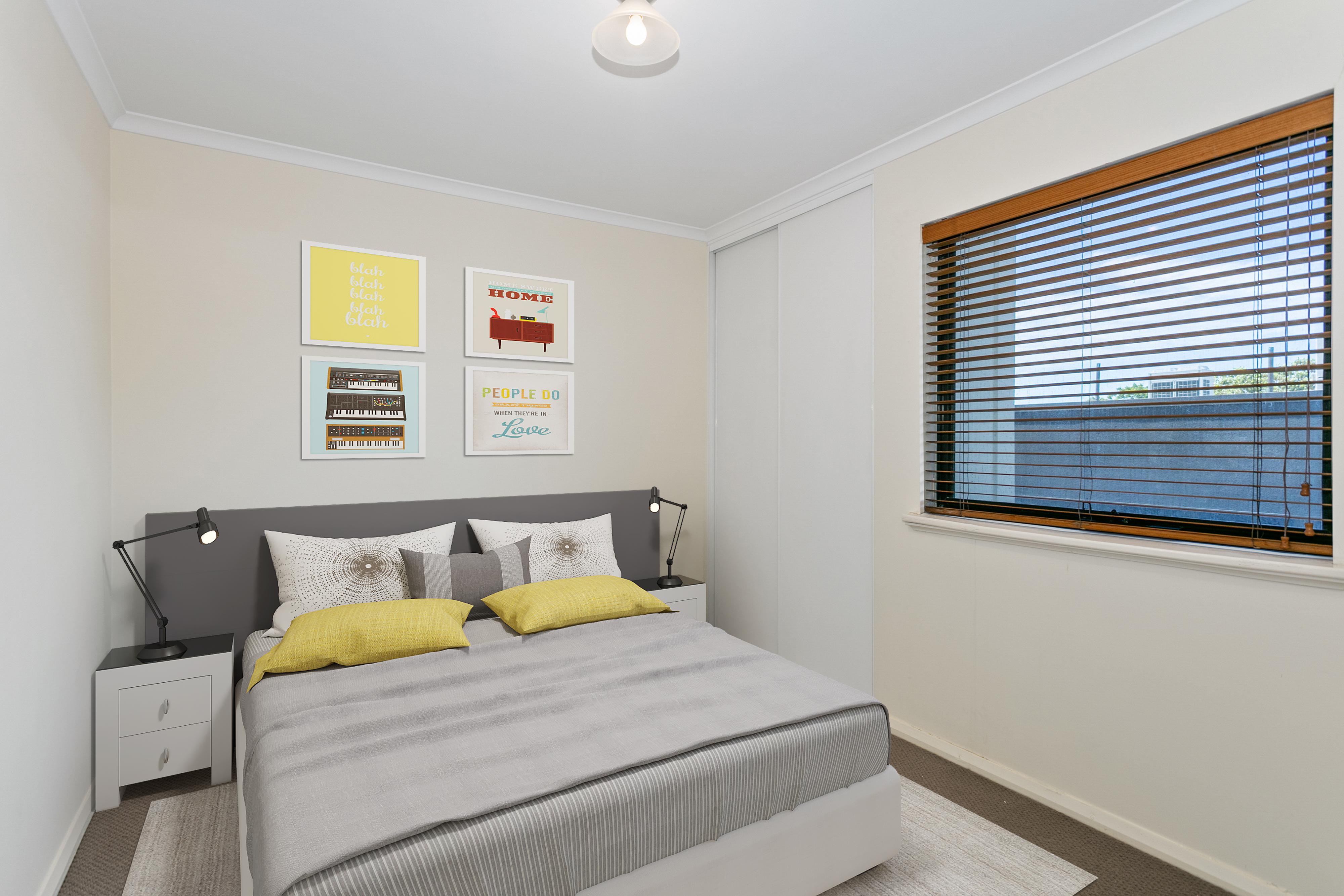 Virtual bedroom 2