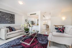 Second Floor (Living Room Area towards Kitchen)