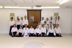 15_1122 Group pic at Marshall dojo