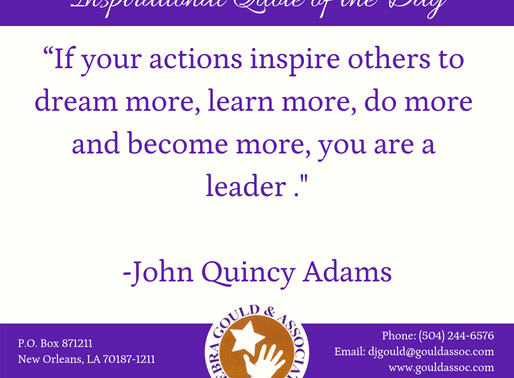 Inspirational Quote of the Day - February 1