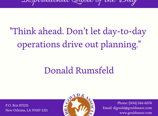 Inspirational Quote of the Day - February 6