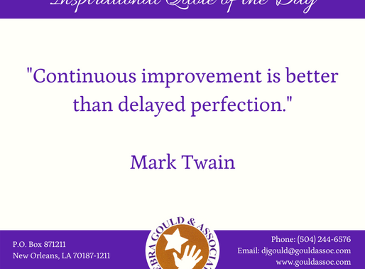 Inspirational Quote of the Day - August 1
