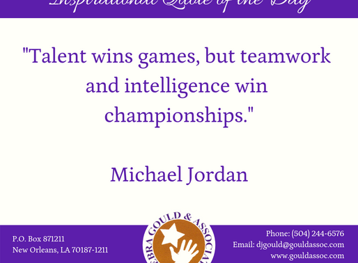Inspirational Quote of the Day - February 9