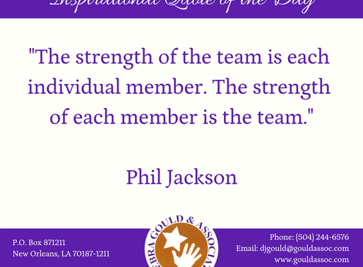 Inspirational Quote of the Day - February 7