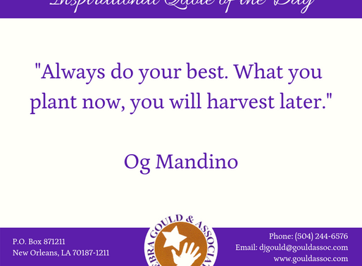 Inspirational Quote of the Day - February 4