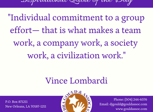 Inspirational Quote of the Day - February 8