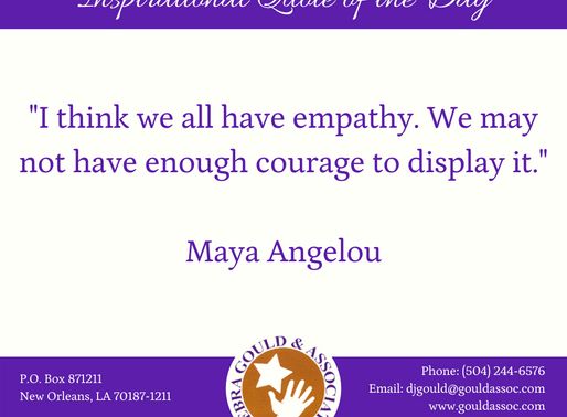 Inspirational Quote of the Day - August 7