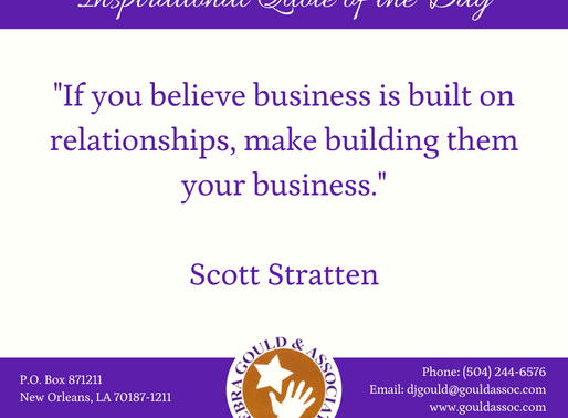 Inspirational Quote of the Day - August 5