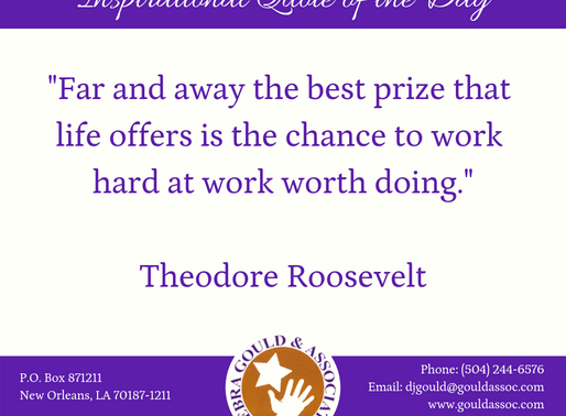Inspirational Quote of the Day - February 5