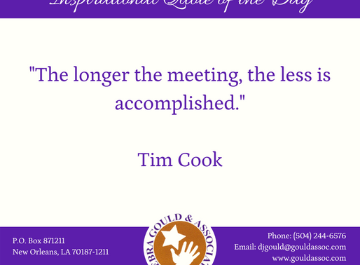 Inspirational Quote of the Day - August 8
