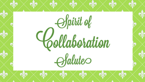 A Spirit of Collaboration Salute