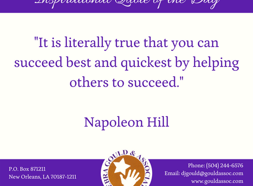Inspirational Quote of the Day - August 6