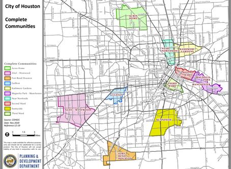 Complete Communities Foundation for a Prosperous Houston