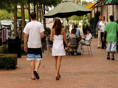 Houston's Walkable Places