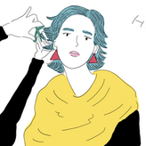 hair design sLeep HPイラスト