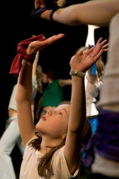 Creative contemporary dance, age 5-8yrs