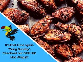 Wing Sunday