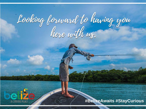 Stay Curious - Fishing in Belize