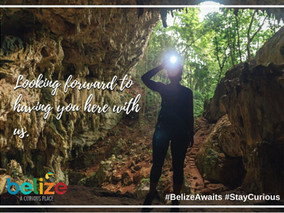 Stay Curious - Underground caves in Belize