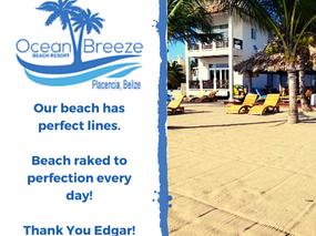 Beach by Edgar