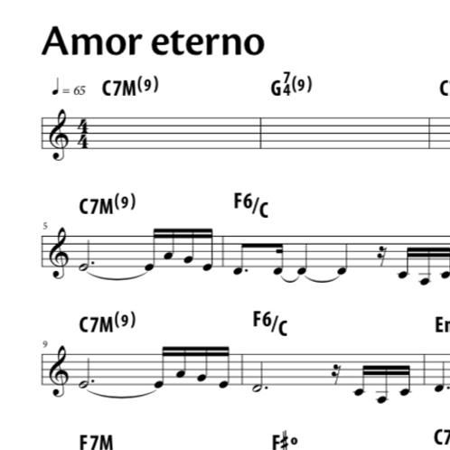 Amor Eterno - Silvério Pontes (C)