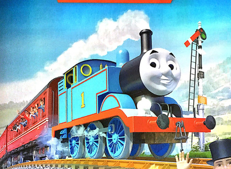 Thomas is back in town...