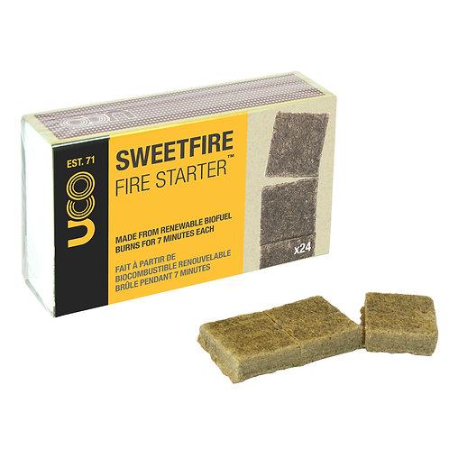 UCO SweetFire Firestarter Bio - Fuel Tabs - 24 pack
