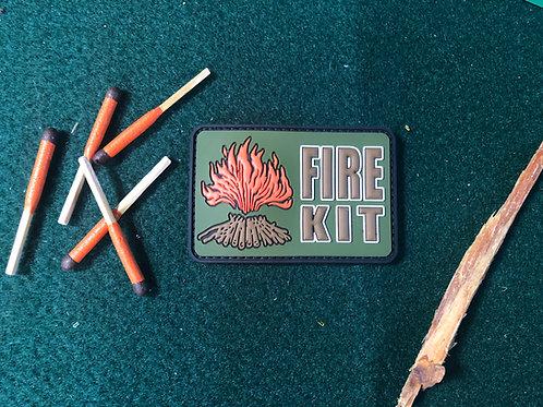 Fire Kit Patch - Velcro