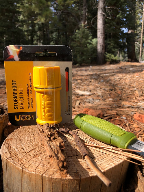 UCO Stormproof Match Kit - 25 Matches