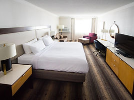 Courtyard Marriott in Edison New Jersey Hotel Room for New Years Eve Event