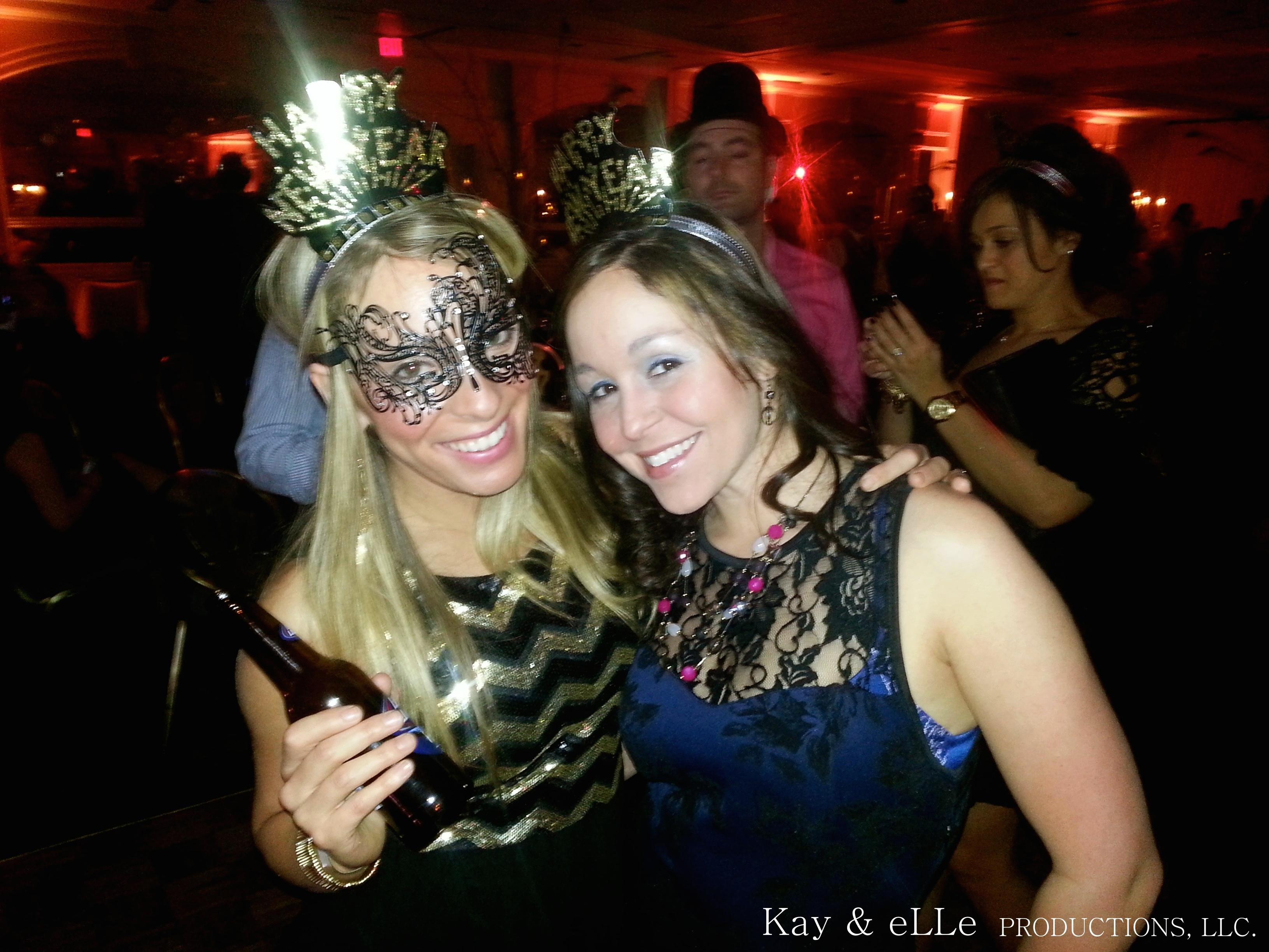NYE Ball 2014