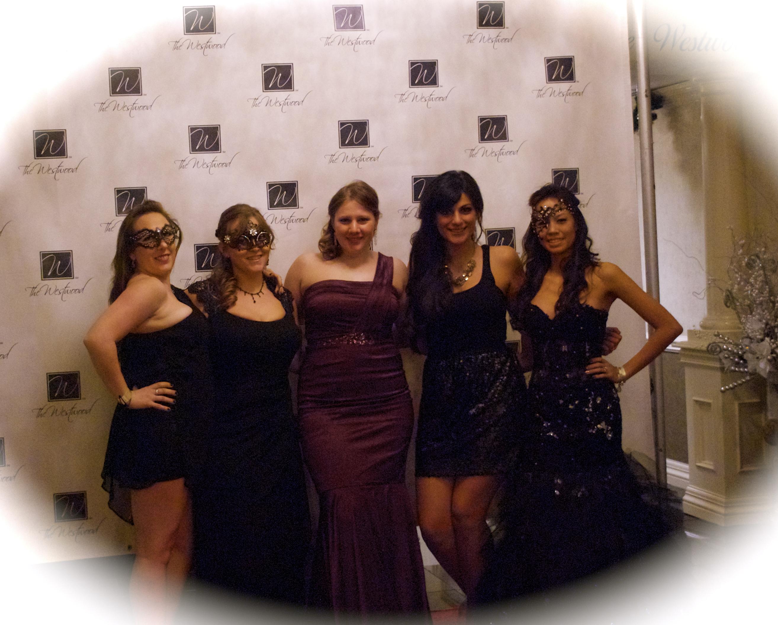NYE Ball 2013