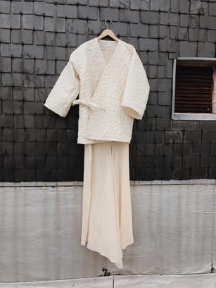 Vestido de novia poco tradicional