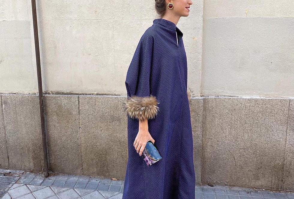 Vestido Victoire puños