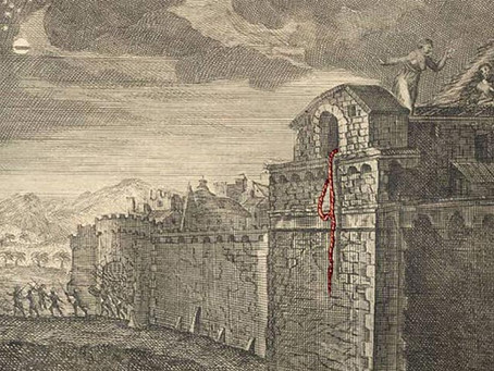 Rahab: The Sexually Broken