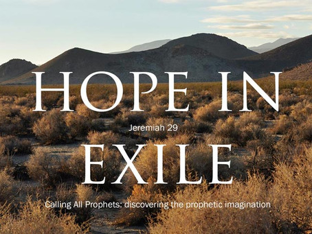 Hope in Exile