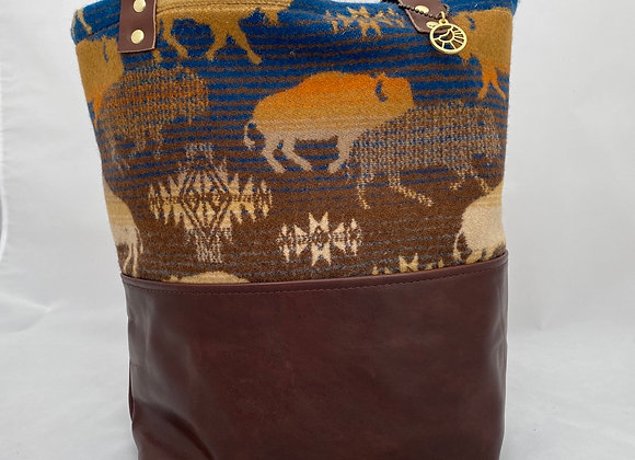 Bison Daily Tote No. 2