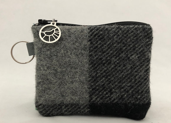 Charcoal Card Wallet