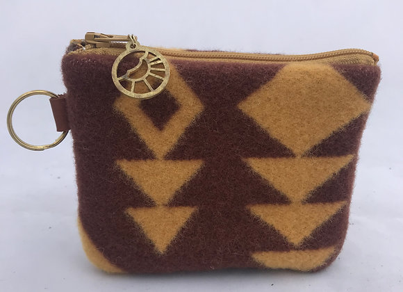Tribal felted