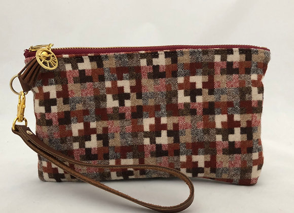 Red Swatch Clutch