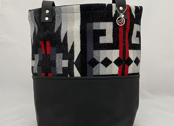 Racing Stripes Daily Tote